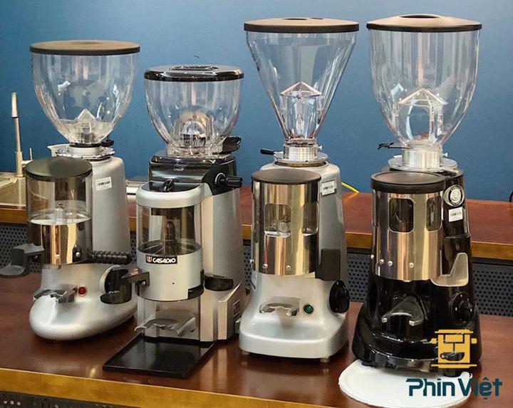 Các loại máy xay cafe cho quán