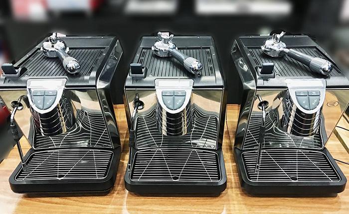 Máy pha cà phê espresso gia đình giá rẻ