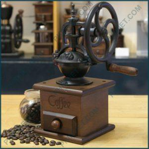 Máy xay cà phê bằng tay – nhỏ nhưng có võ!