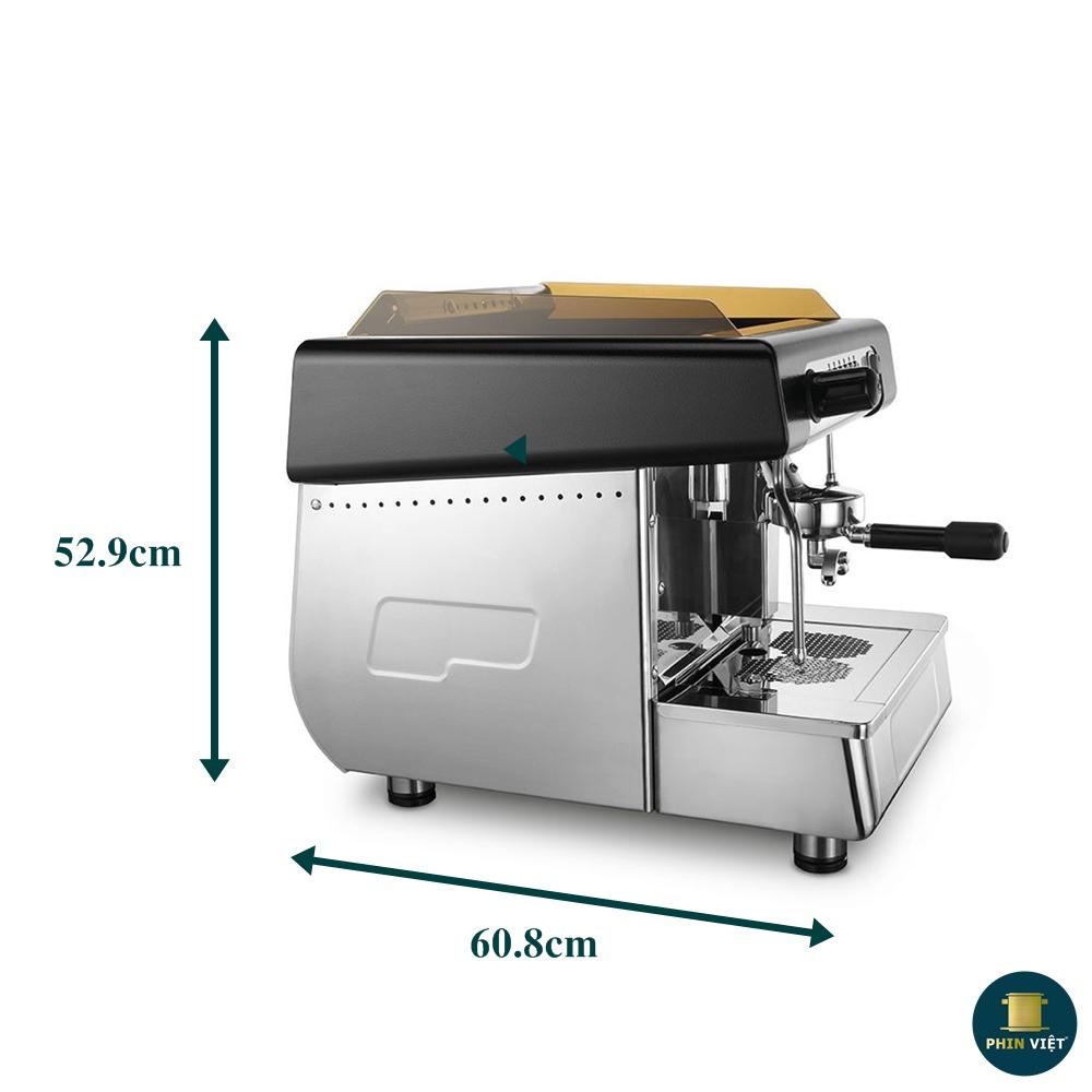 Máy pha cà phê BFC 1 group