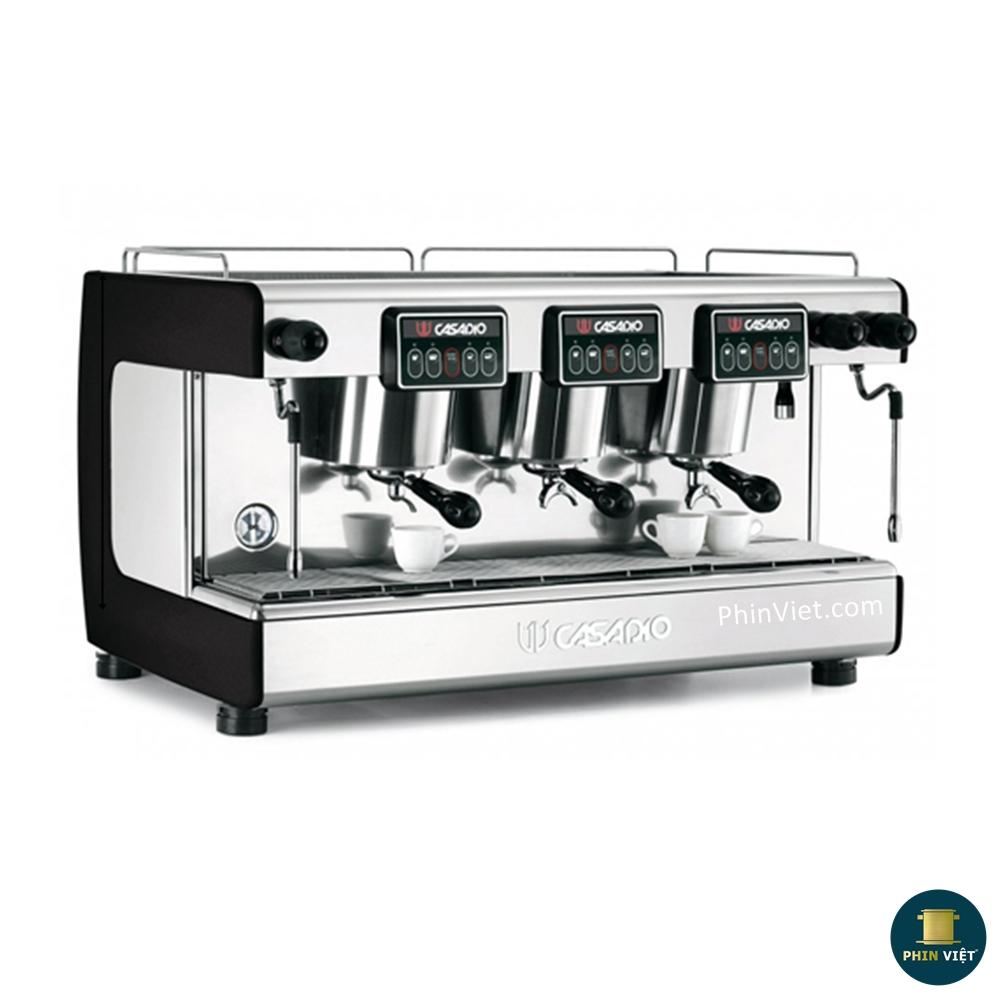 Máy pha cà phê Casadio 3 group