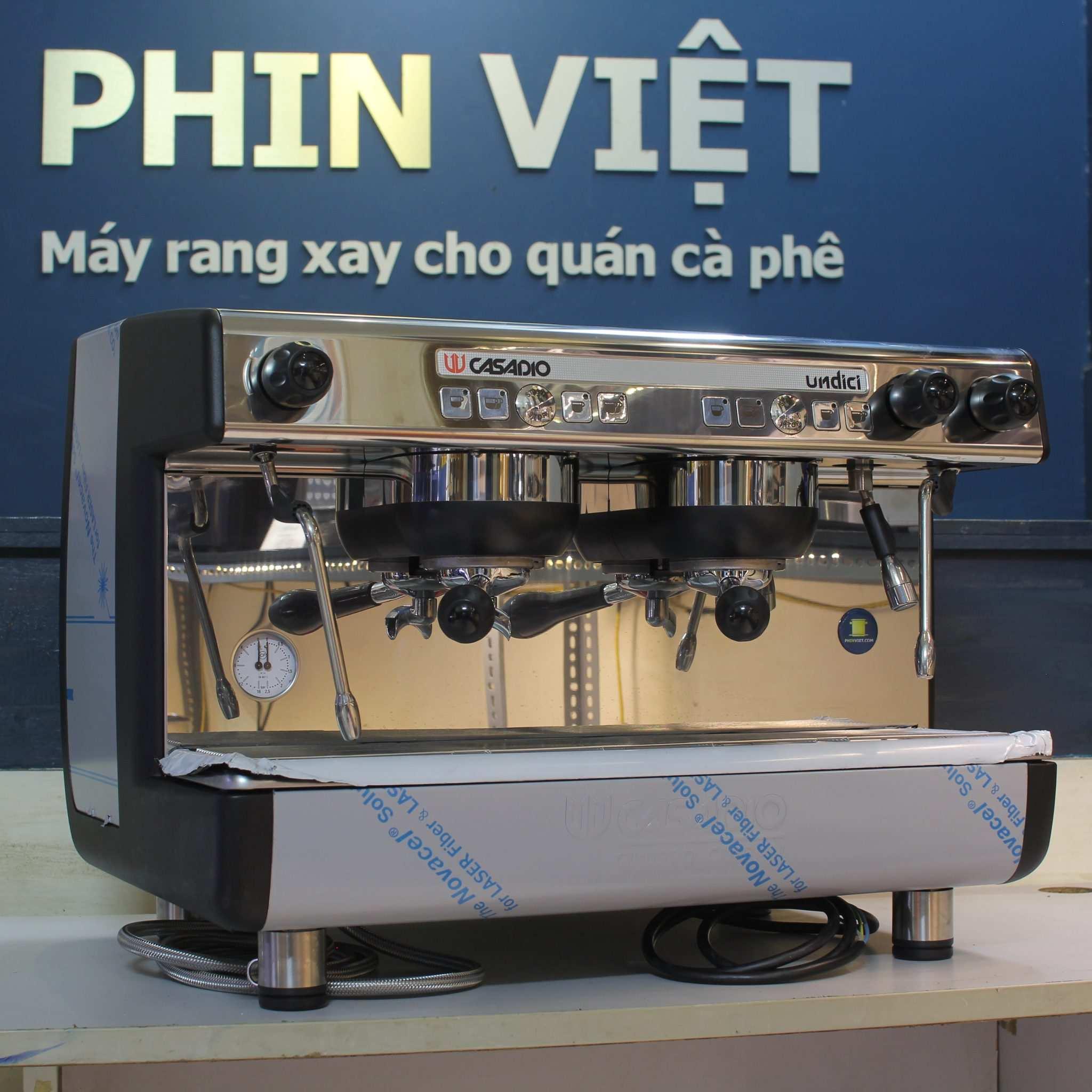 Hậu quả của việc xay sai kích cỡ hạt đối với máy pha cà phê