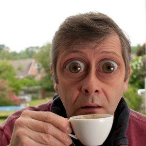 Cà phê có thể gây mất ngủ