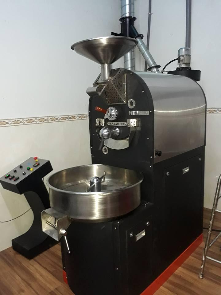 Máy rang cà phê chuyên nghiệp OPP