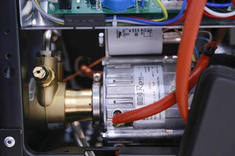 Hệ thống máy bơm nước công suất lớn