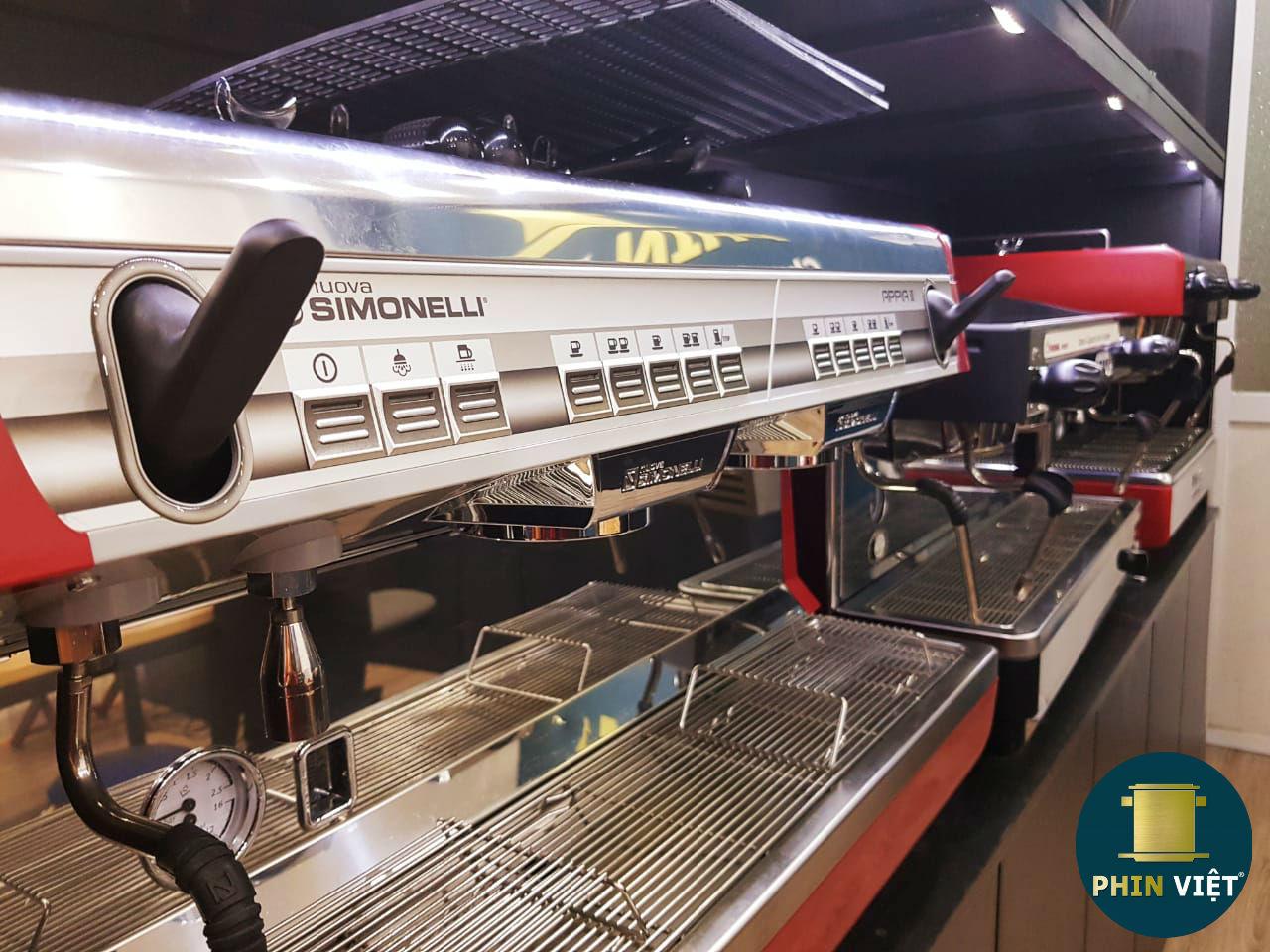 Máy pha cà phê Nuova Simonelli Appia 2 group
