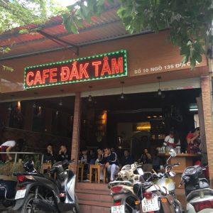 Quán cafe Đắk Tâm 1 - Mô hình quán truyền thống