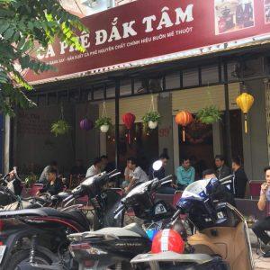 Quán cafe Đắk Tâm 2 - Mô hình quán cafe hiện đại