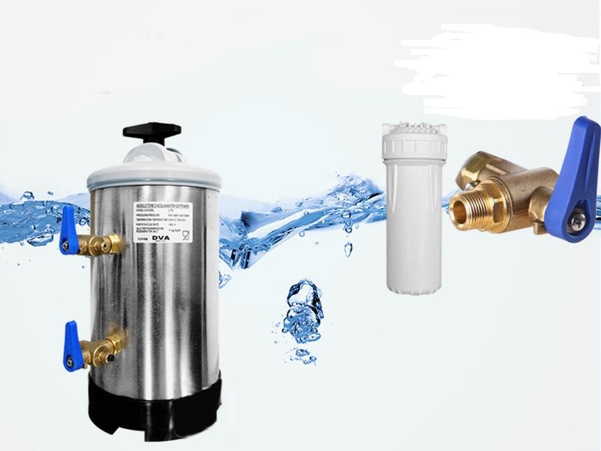 Sử dụng bình lọc chuyên dụng dành cho máy pha cafe
