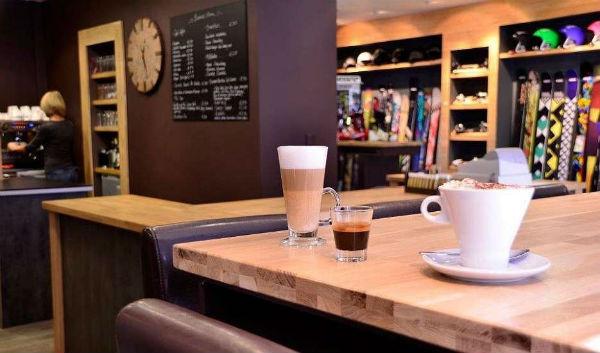 Cafe pha máy