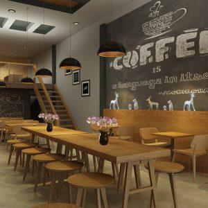 Chọn đơn vị thi công, setup quán cafe phù hợp
