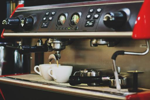 Máy pha cà phê cao cấp
