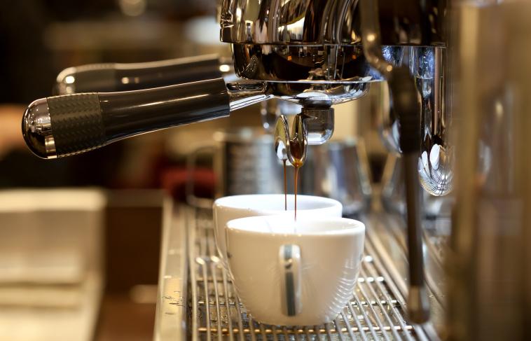 máy pha cafe