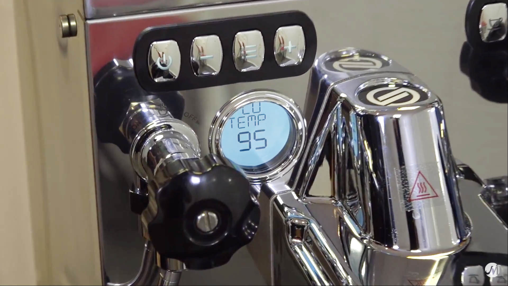 Chỉ số nhiệt độ và áo suất pha cafe