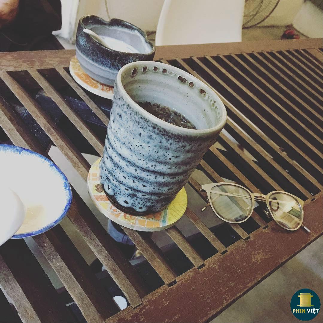 Cốc đĩa đựng trà độc đáo ơ kìa Hà Nội