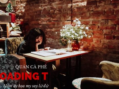 Quán cà phê Loading T Hà Nội